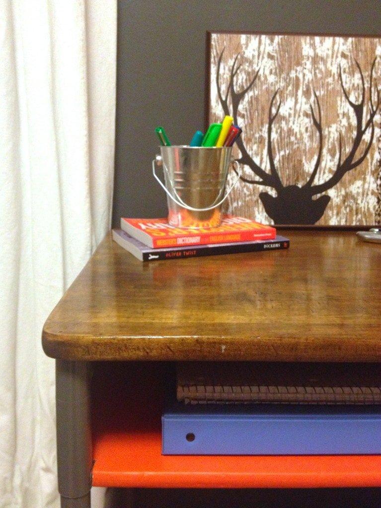 Kid Desk- After