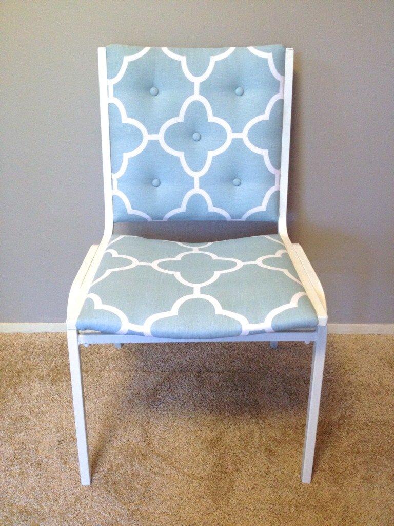 Office chair, plain