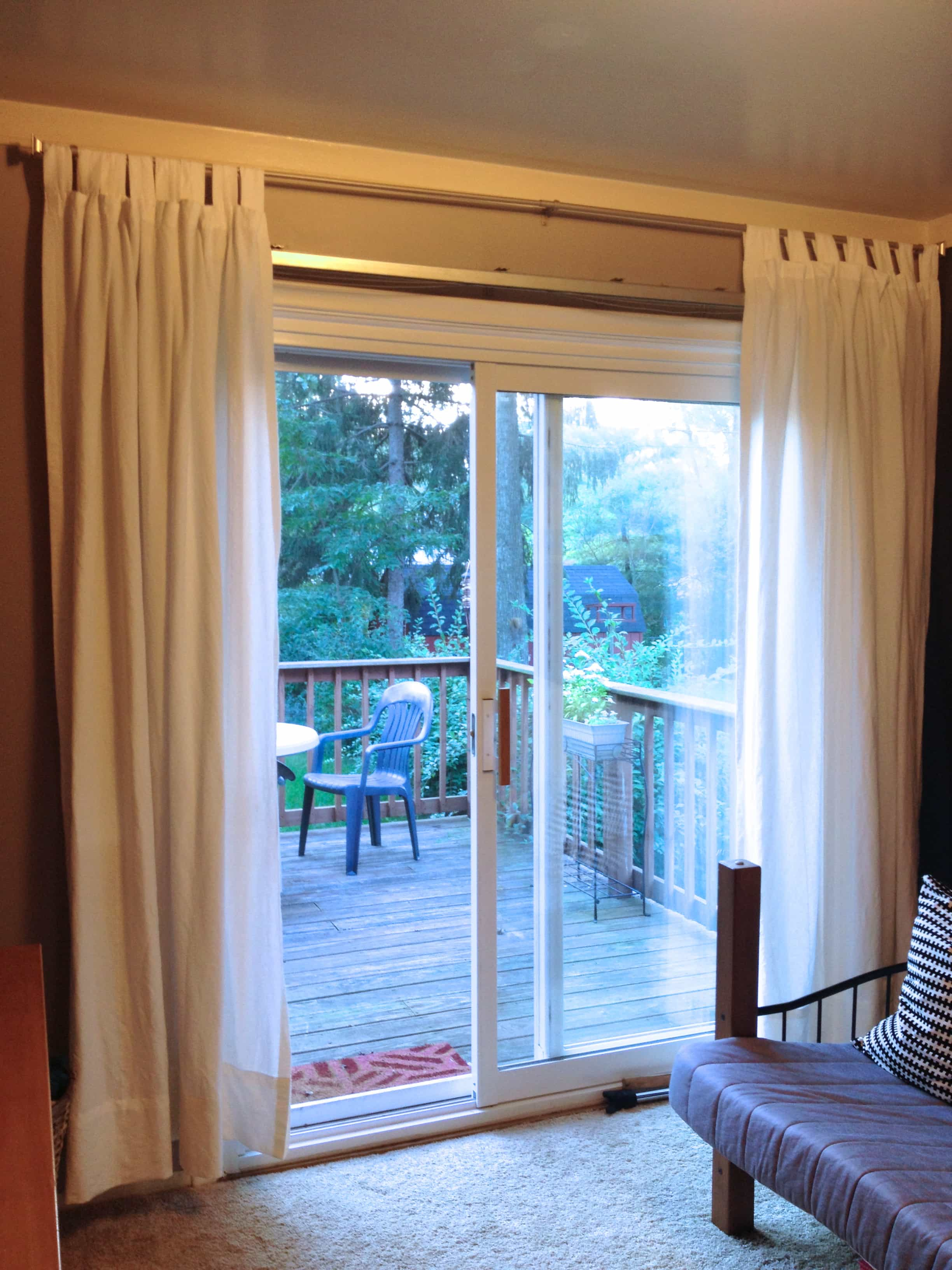 drapes eclipse geometric sheer filtering curtain panel polyester candice brown window light uv camo pin latte