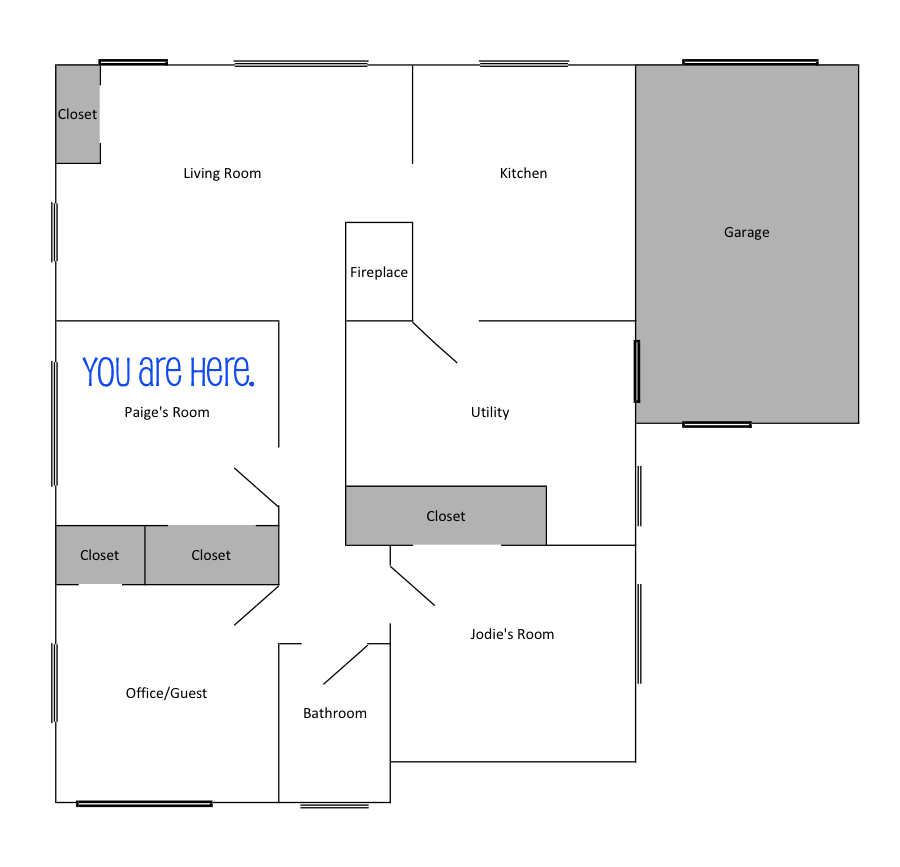 Paige's Bedroom Reveal
