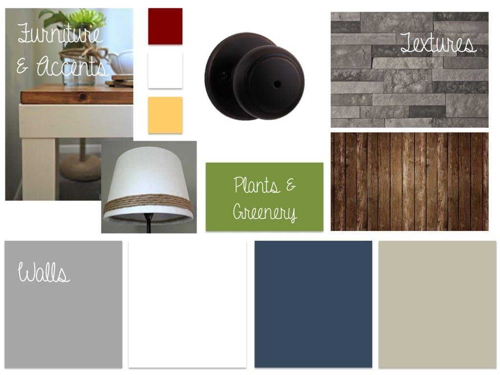 New House Mood Board - Sypsie Designs