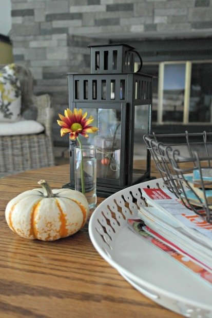 Fall Home Tour - Sypsie Designs