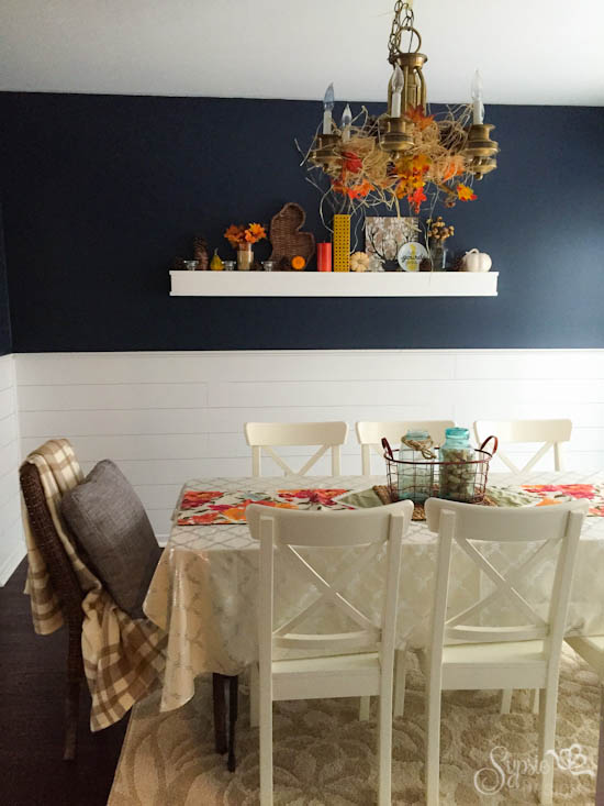 Shop Your House for Easy and Quick Thanksgiving Decor (ideas on where to look included!) - Sypsie Designs