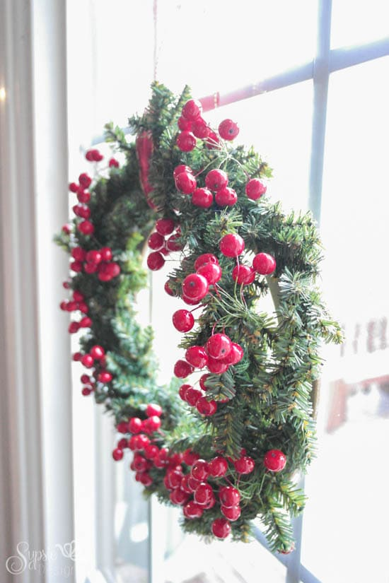 Christmas Home Tour & Wreath - Sypsie Designs