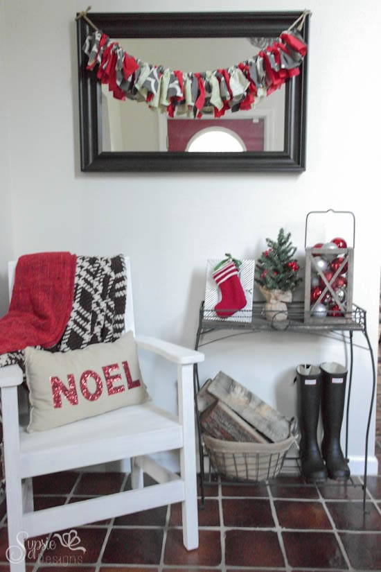 Christmas Home Tour - Sypsie Designs