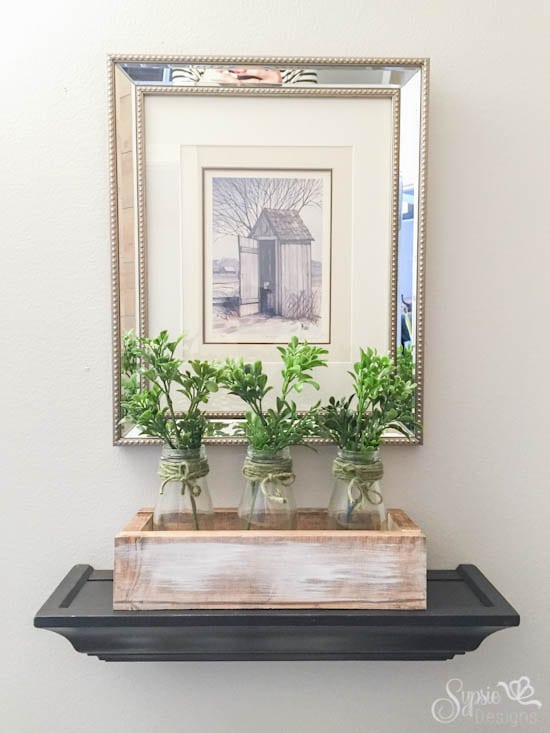 Boxwood Flower Box DIY - Sypsie Designs