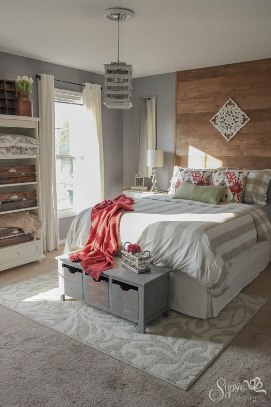 One Room Challenge Week 6: Guest Bedroom Reveal