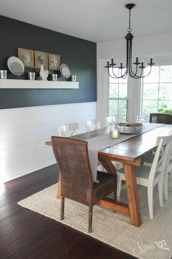 Dining Room Farmhouse Table