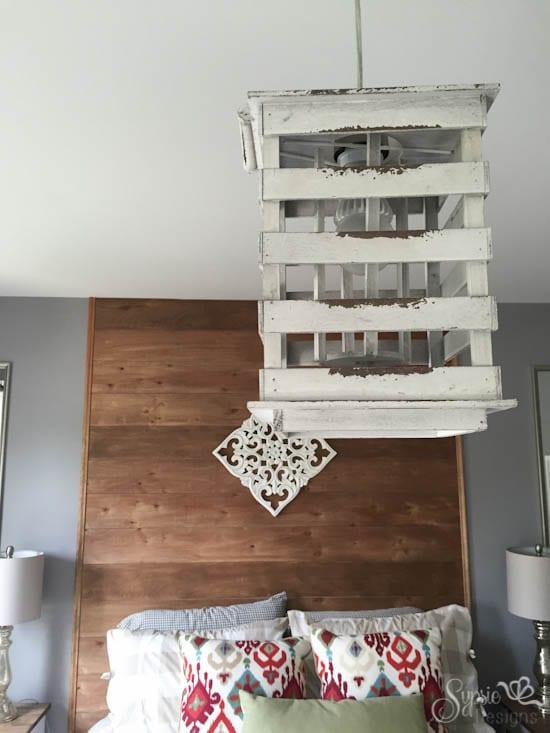 DIY Lantern Chandelier - Sypsie.com