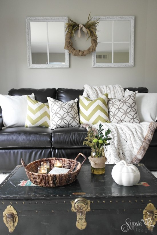 Farmhouse Fall Home Tour 2015