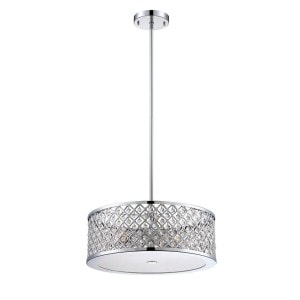 Home Depot Chrome Chandelier