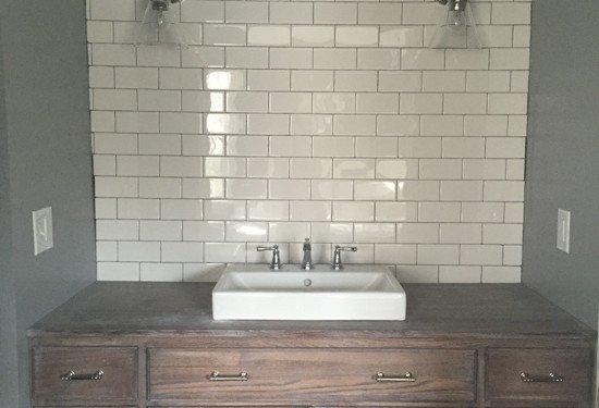 Master Bathroom Makeover - Sypsie.com