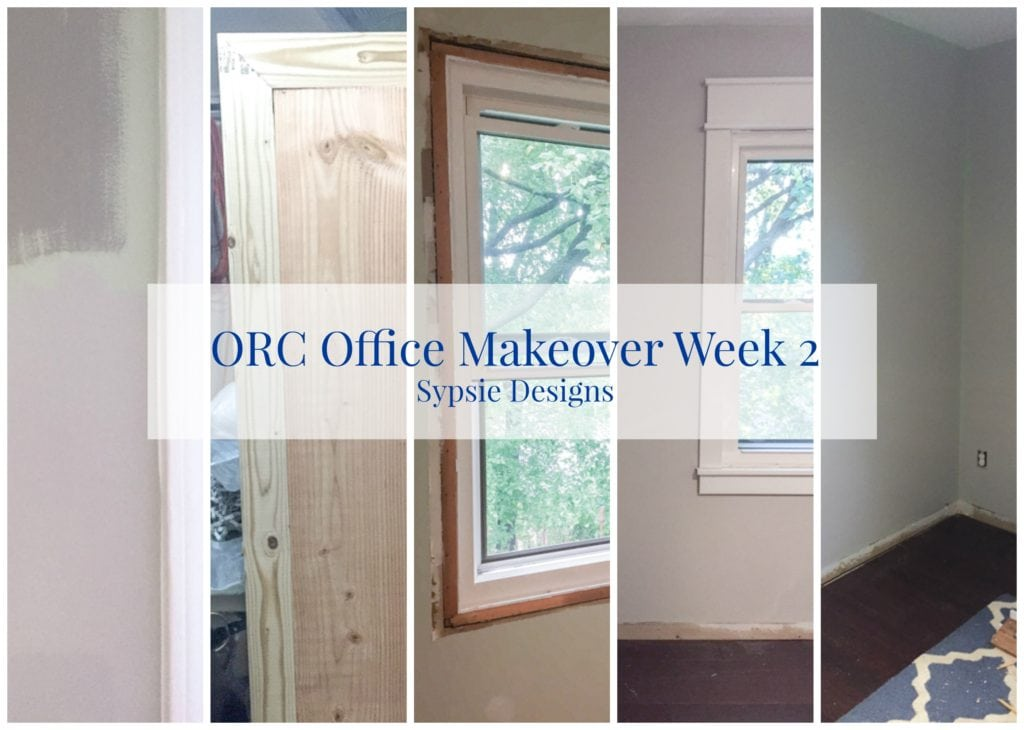 ORC Office Makeover - Sypsie.com