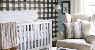 Baby Boy Nursery Reveal – One Room Challenge – Week 7