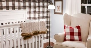 Baby Boy Nursery – One Room Challenge – Week 6