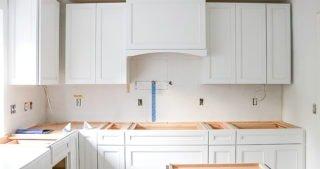 Kitchen Cabinet Install Part 2