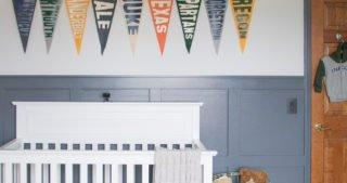 Vintage Sports Nursery – ORC Reveal