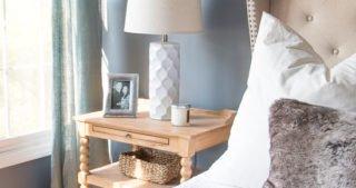 Moody Master Bedroom Refresh - Sypsie.com