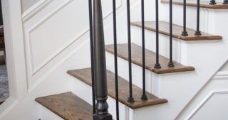 Easy Stair and Entry Updates