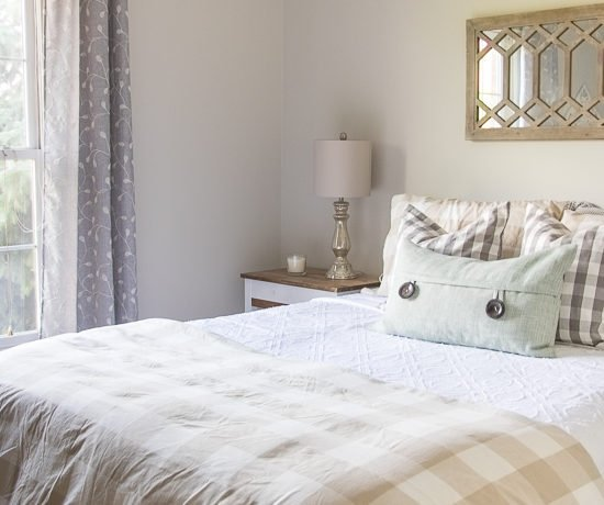 Easy Ways to Refresh a Guest Bedroom