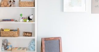 Playroom Makeover - Sypsie.com