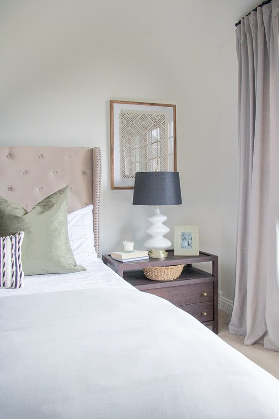 Master Bedroom Makeover - Sypsie Designs